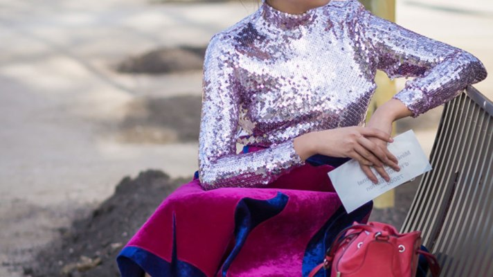 25 Ways to Pull Off Sequins—in Broad Daylight