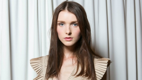 Model Off-Duty Hair Is Now on the Runway   StyleCaster