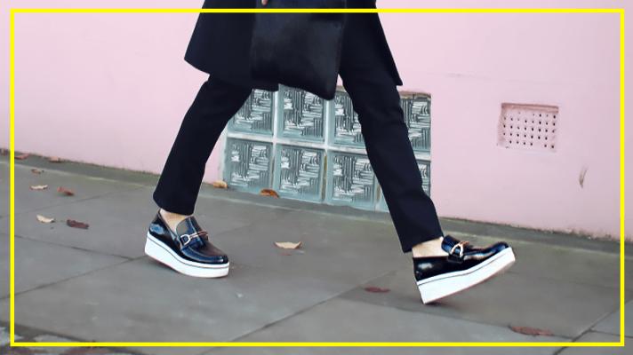 22 Fashion Girls Who Make Creeper Shoes Incredibly Chic