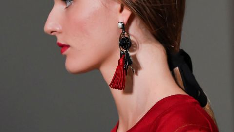 Statement Earrings are Ruling the Runway | StyleCaster