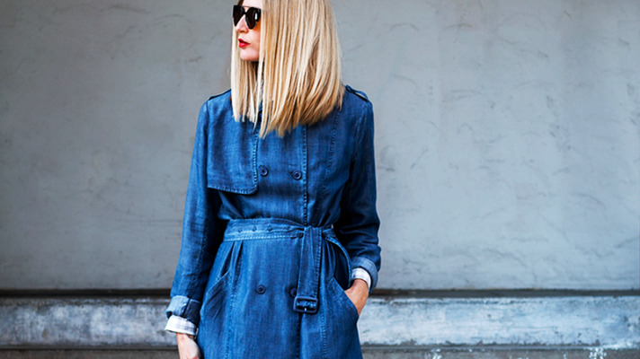 Why Denim Coats Are the New Denim Jacket—Plus 10 to Grab Now
