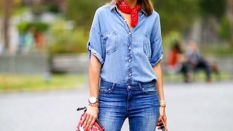 How to do Denim Like a Street Style Star | StyleCaster