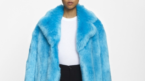 12 Glamorous Faux Fur Coats You Need Now | StyleCaster
