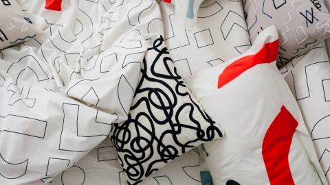 Your White Sheets Are Boring | StyleCaster