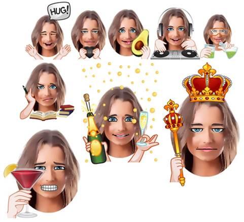 Emoji face app