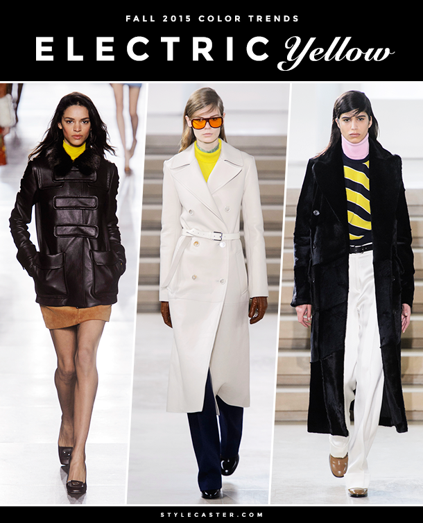 Fall-2015-Color-Trends-Electric-Yellow