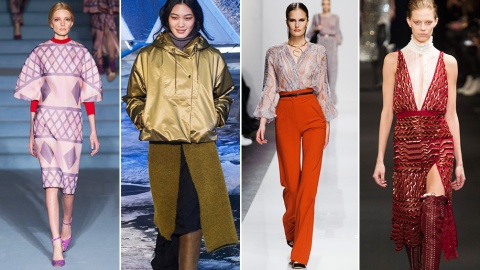 The 8 Biggest Color Trends for Fall | StyleCaster