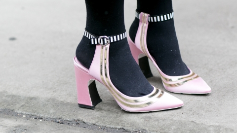 The 5 Coolest Shoe Trends For Fall  | StyleCaster