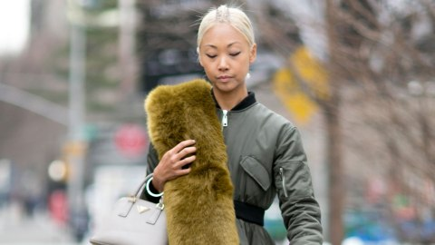 12 Look-at-Me Faux-Fur Stoles | StyleCaster