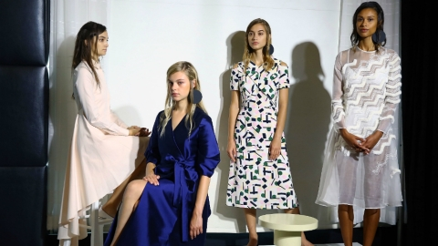 Why Are Fashion Labels Based in NYC? | StyleCaster