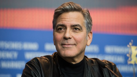 Here's What Twitter Thinks About 'Gross Old Man' Clooney  | StyleCaster