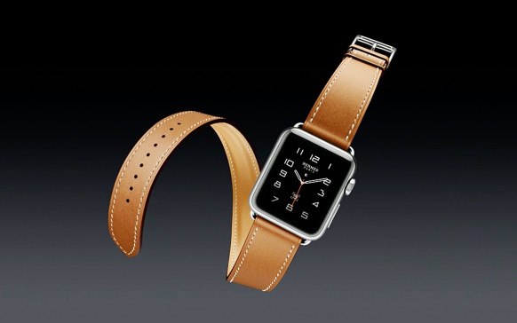 heremes watch 582x364 Get Them While You Can: The Hermès Apple Watches Are Finally Here