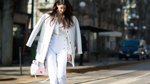 12 Perfect High-Waist Pants For Fall | StyleCaster