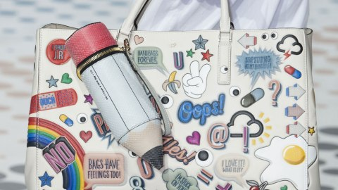 Anya Hindmarch Has New Leather Stickers!   StyleCaster