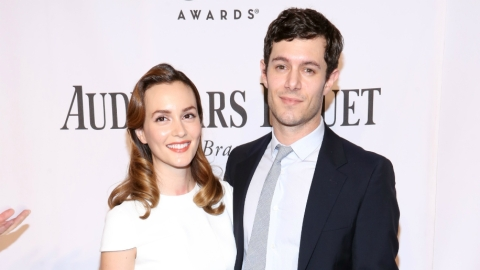 Leighton Meester Is a Mom!  | StyleCaster