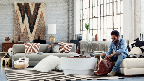 Lenny Kravitz's CB2 Collection Is Here   StyleCaster
