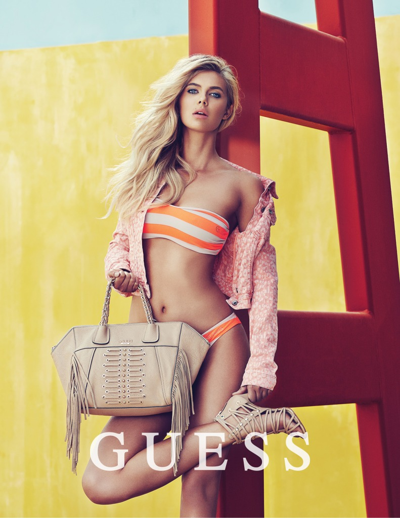 Megan Williams Guess Model