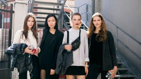 160 Next-Level Model Street-Style Looks | StyleCaster