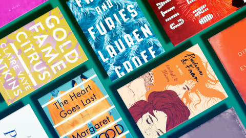 7 Buzzy New Novels to Read This Fall    StyleCaster