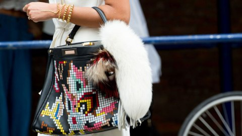 How Street Style Stars Accessorize | StyleCaster