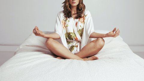 How Meditation Can Impact Your Weight | StyleCaster