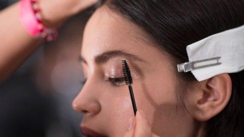 9 Brilliant Backstage Beauty Tricks | StyleCaster