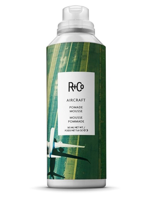 R&Co. Aircraft Pomade Mousse