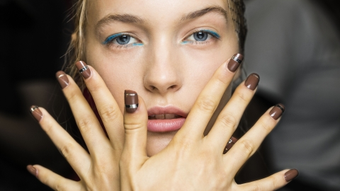 DIY Some of Fashion Week's Coolest Nails | StyleCaster