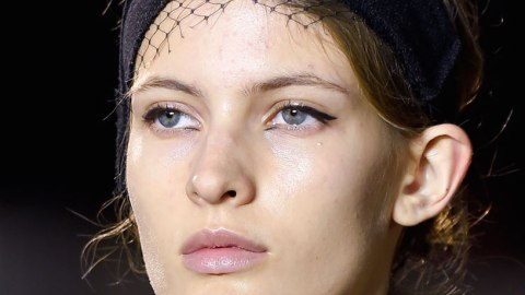 A Cool New Way to Wear Eyeliner | StyleCaster