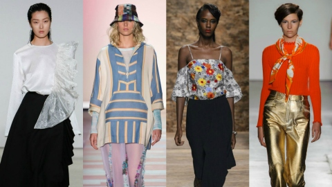 The 10 Biggest Trends From NYFW   StyleCaster