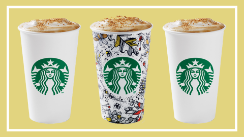 Starbucks Has a New Fall Drink to Freak Out Over | StyleCaster