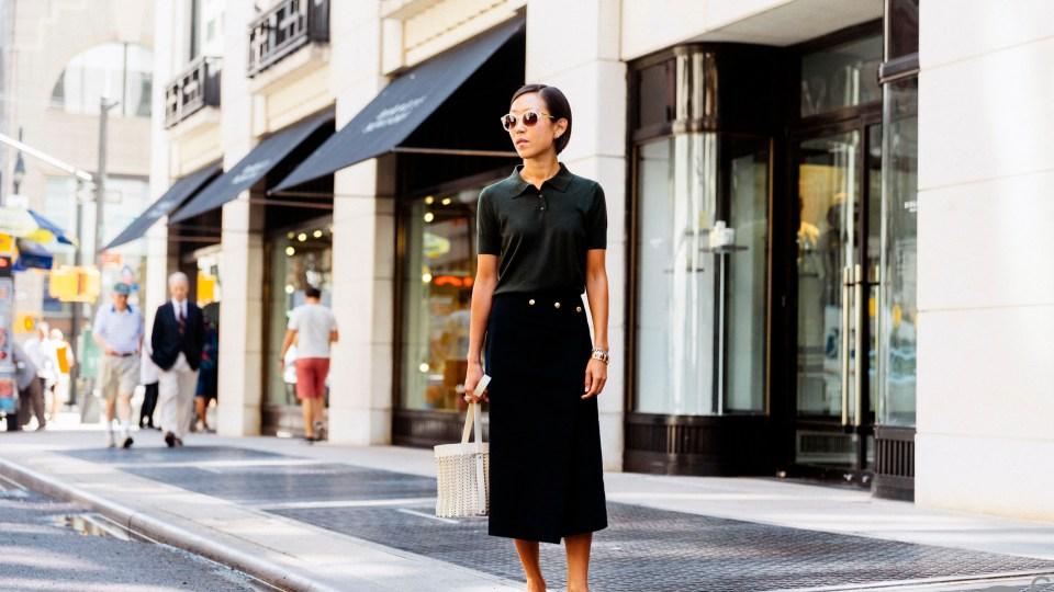 Tomoko Ogura | StyleCaster