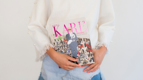 Where's Karl: The Fashion Book You Need | StyleCaster