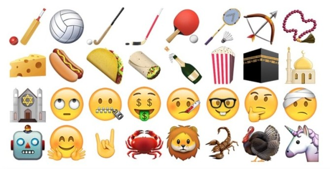1484015630407961743 The Dark Days Are Over: A Taco Emoji Has Landed