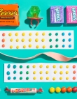 Sugar High: A Visual Guide to Your Favorite Halloween Candy
