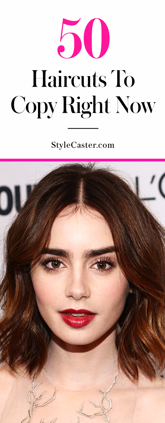 50 haircut ideas to copy | @stylecaster