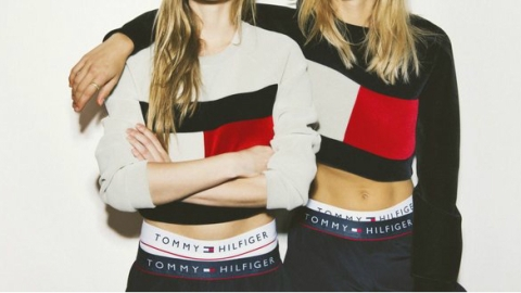 An Ode to '90s-Era Tommy Hilfiger | StyleCaster