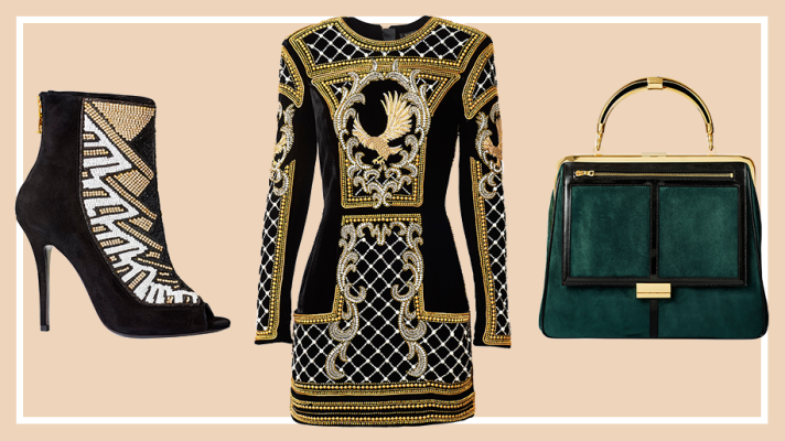 Here's Every Single Piece from the Balmain x H&M Collaboration—with Prices!