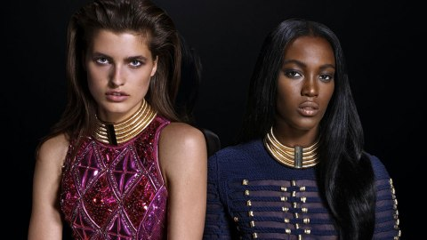 Balmain x H&M: See Every Piece | StyleCaster