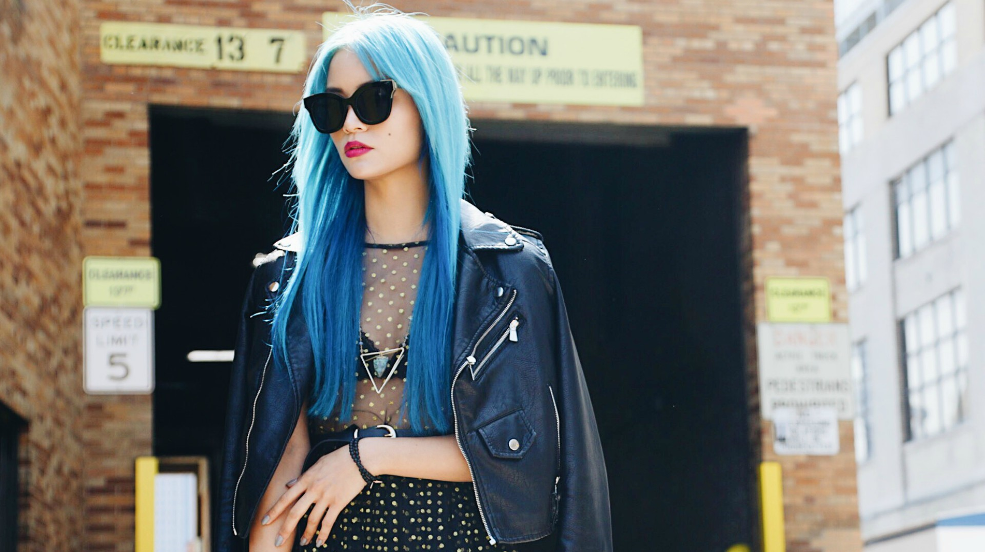 5 No-Commitment Ways to Change Your Hair Color for Halloween