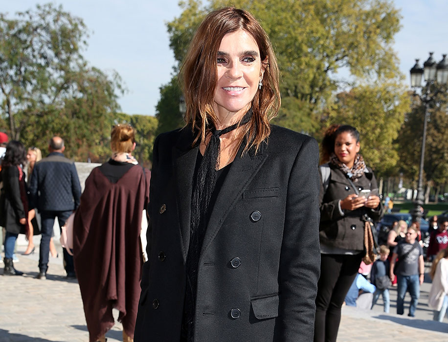 carine roitfeld1 What to Snag Before Carine Roitfeld x Uniqlo Disappears