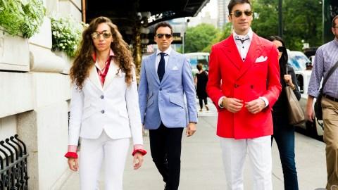 Lauren, Sean, and David Carpenter   StyleCaster