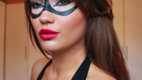 7 Ways to Paint Your Face This Halloween | StyleCaster