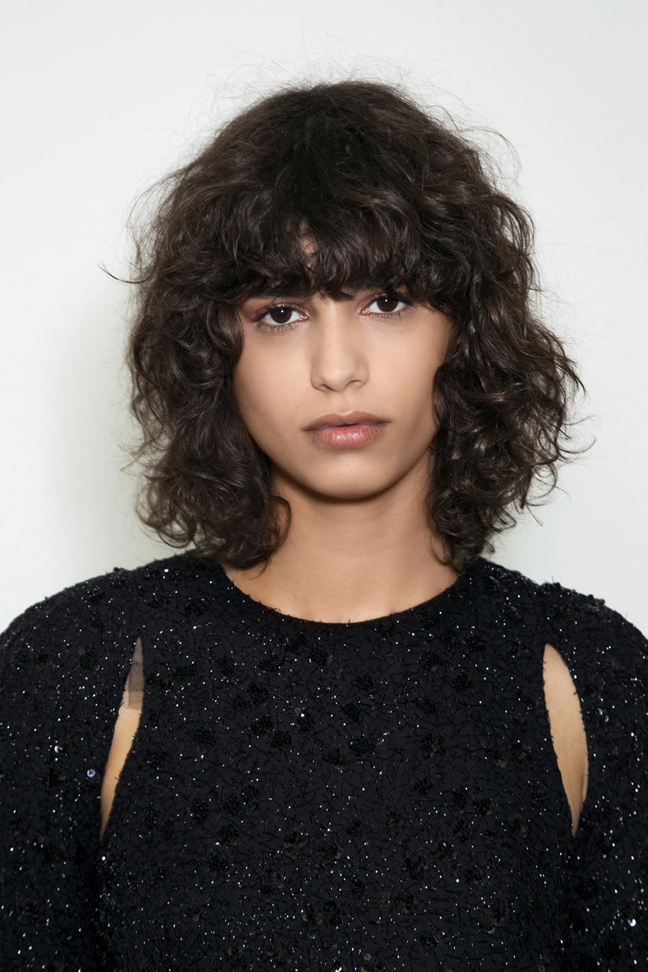 Yes, Curly Bangs Are Back—Here's How to Pull Them Off ...