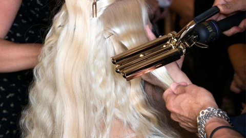 In Defense of Damaged Hair | StyleCaster