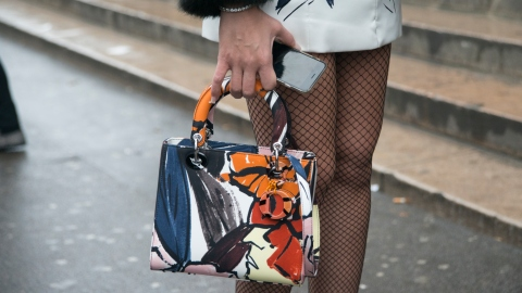 It's True: Fishnets Are Back | StyleCaster