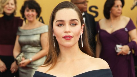 Emilia Clarke, Sexiest Woman Alive | StyleCaster