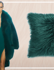 9 Fur Pillows Inspired by the Runway