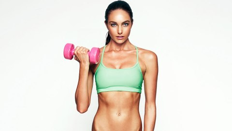 A Fitspo Star's Food and Workout Diary   StyleCaster