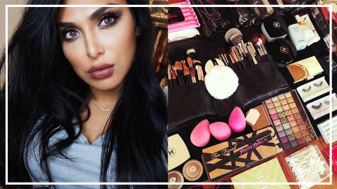 Dubai Blogger Huda Kattan's Best Beauty Tricks | StyleCaster